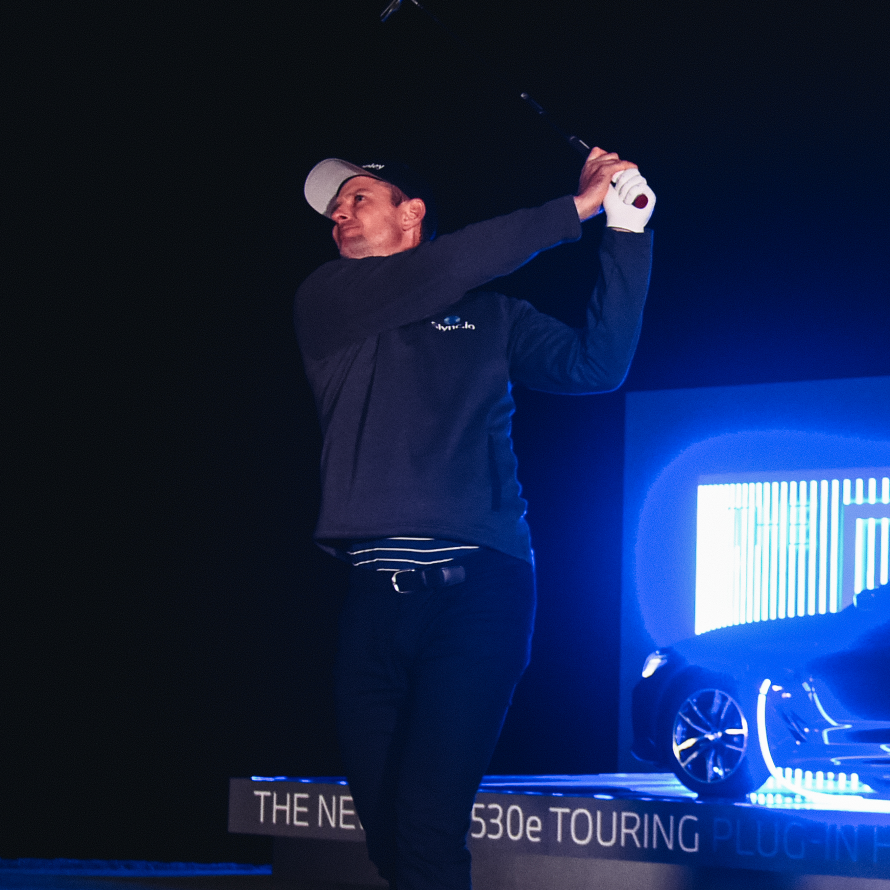 BMW PGA Championship Under the Lights