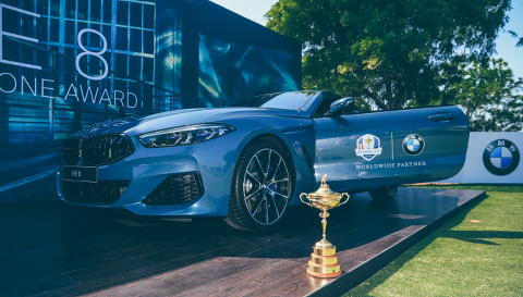 BMW Worldwide Partner Ryder Cup